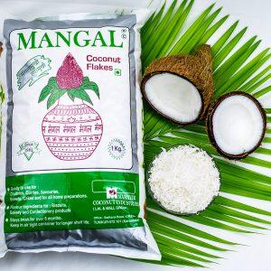 Mangal Coconut Flakes 1 Kg