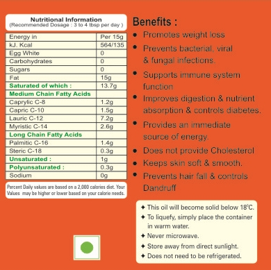 MaxCare Nutritional Value